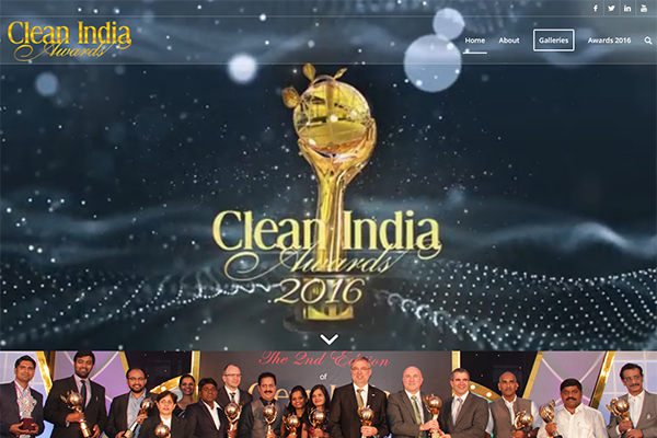 Clean India Awards