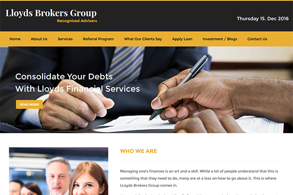 Lloyds Brokers Group